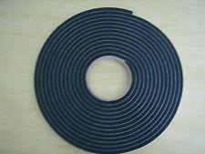 """Marine Boat Hatch Seal Neoprene Tape 3/8"""" Wide x 3/16"""" Tall x 10 feet long  #125"""