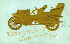 Somerset,PA. You Auto Be in Somerset 1908