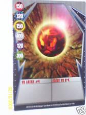 BAKUGAN GUNDALIAN Metal Card BA1004 VR Arena #4 4/48a