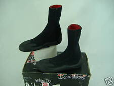 New Mens 5 Quiksilver Syncro Booties 5mm Round Toe Boot WetSuit Shoes