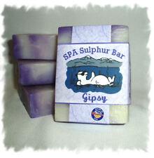 Nautica _Gipsy_ SPA Sulphur Mineral  Soaps Made in Montana_Handmade Homemade