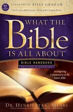 What the Bible Is All about NIV: Bible Handbook by Dr Henrietta Mears Paperback