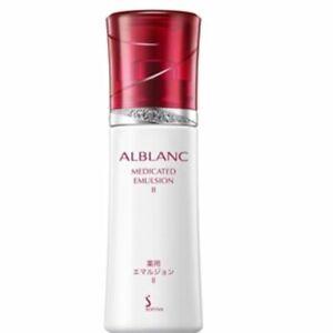 Sofina Alblanc Medicated Emulsion II 80g  normal skin