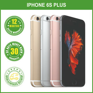 New Unlocked Apple IPhone 6S Plus+ 64/128GB Mobile Phone Gifts