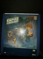 FOX Video 1984 Star Wars The Empire Strikes Back CED