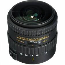 Tokina 10-17mm f/3.5-4.5 AT-X DX AF Fisheye Canon EF-S Fit Lens