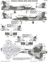 Berna Decals 1/144 DASSAULT MIRAGE 2000C French 5th Squadron