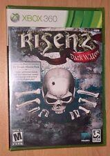 Risen 2 Dark Waters + Air Temple Bonus Mission Pack (Xbox 360) BRAND NEW SEALED