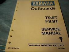 OEM '95 Yamaha Outboard T9.9T T9 9T F9.9T F9 9T Marine Service Manual