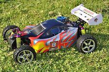 HI8102-213B Automodello Scoppio HIMOTO BUGGY SYCLONE PRO  1/10 Nitro 4x4/CAR MOD