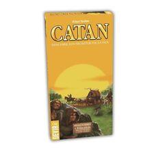 Catan - Mercaderes y Bárbaros, ampliación 5 - 6 jugadores