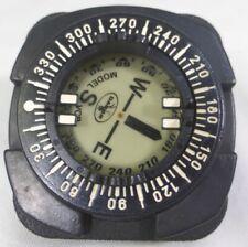 Dacor Compass Scuba Dive Underwate 00006000 r Gauge Navigation Diving puck module + Mount