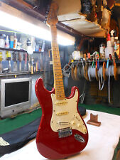 Fender 1989 Squier II Stratocaster Made In Korea w' Awesome DiMarzio Blade Bucke