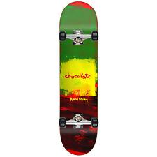 "Chocolate Skateboard SUBTLE SQUARE TERSHY 8.38"" INDEPENDENT Trucks BONES Wheels"