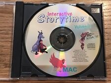 Interactive Storytime Volume 1 (Disc only)