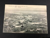 Balkan War 1912 City View DRATCH Durrës Albania Postcard