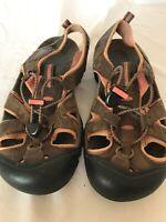 Keen Brown Tan Pink  Sport Sandals Water Shoe Women's Size 8.5/9