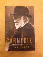 Carnegie by Peter Krass 2002 Paperback