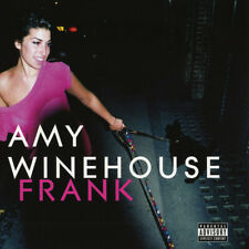 Amy Winehouse FRANK (602577644542) Debut LIMITED New Pink Colored Vinyl 2 LP