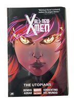 All New X-Men Vol 7 Utopians - Marvel TPB Graphic Novel Hard To Find Softcover!