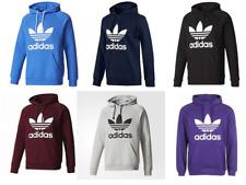 Adidas Originals Trefoil Logo Hoodies / sweatshirt 5 Colours