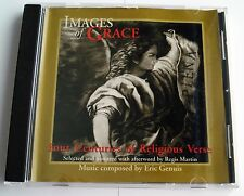 IMAGES OF GRACE - FOUR CENTURIES OF RELIGIOUS VERSE - CD -  LIKE NEW