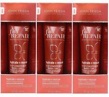 3 x JOHN FRIEDA 118ML FULL REPAIR DEEP CONDITIONER HYDRATE + RESCUE - NEW