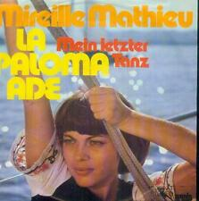 "7"" Mireille Mathieu/La Paloma Ade (D)"