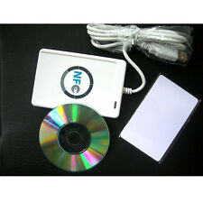 NFC ACR122U RFID Contactless Smart Reader Writer + SDK + 5 x Mifare IC Cards F77