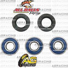 All Balls Rear Wheel Bearing & Seal Kit For Kawasaki KLX 140 2009 Motocross MX