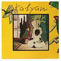 Kalyan - Kalyan - RARE 1977 Near Mint (NM, M-) Vinyl LP - MCA Records - MCF 2794