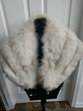 Vintage Fur Stole/Shoulder Wrap