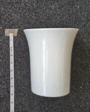 ROSENTHAL STUDIO Line White vase c. 1972? No chips or cracks
