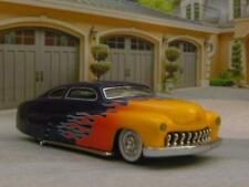 ULTRA DETAIL SLAMMED Barris Designed 1949 49 Mercury Lead Sled 1/64 Scale Ltd B