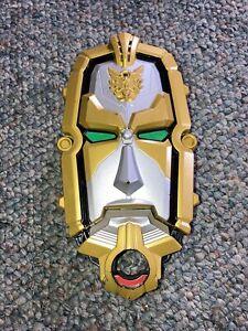 Bandai Power Rangers Deluxe Gosei Morpher  Great Shape
