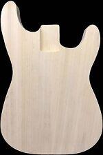 Cuerpo De Guitarra En Blanco/Stratocaster/Obeche/1.60kg/2pc/003524