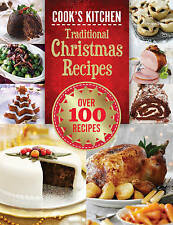 Cook's Kitchen Traditional Christmas Recipes,,Excellent Book mon0000100172
