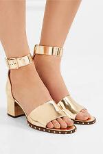 Valentino Soul Rockstud Pump Slingback Shoe 38.5 Sandals 8 Low Heel