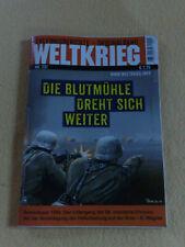 Weltkrieg Original Nr. 201 Die Blutmühle dreht sich weiter