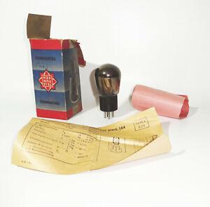 TELEFUNKEN Tubo RES164 Caja Orig. Halb Usado Tubo