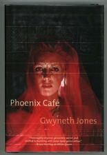 Phoenix Cafe by Gwyneth Jones (First Edition) Review Copy- High Grade