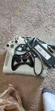 New listing Microsoft Xbox 360 Arcade Arcade 6 Games 256Gb White Console