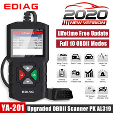 Automotive OBD Code Reader OBD2 Scanner Check Engine Fault Diagnostic Scan Tool