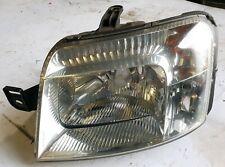 2005 FIAT PANDA 1.3 MULTIJET SPORTING PASSENGER LEFT HALOGEN HEADLIGHT