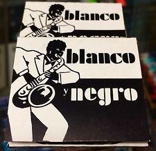 Blanco Y Negro - Vintage Cigarette Rolling Papers Pak Rare L@@K