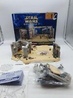Star Wars Episode 1-1998 Action Fleet  Podracer Hangar Bay EXCELLENT condition