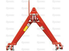 More details for a frame quick hitch 3 point linkage(cat.2) *free delivery*