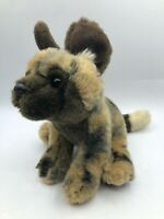 Another Korimco Friend African Wild Dog Plush Kids Soft Stuffed Toy Animal Doll