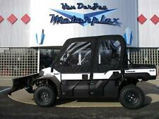 2021 Kawasaki MULE PRO FXT EPS *PLOW * FULL SOFT CAB * Windshield * CALL TODAY!!
