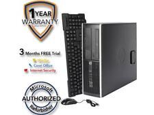 HP Desktop Computer Elite 8200 Intel Core i5 2nd Gen 2400 (3.10 GHz) 8 GB DDR3 1